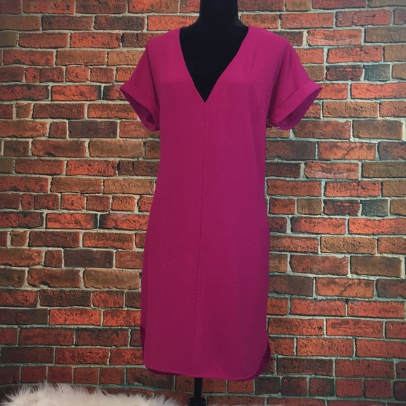 a new day Dresses & Skirts - Rich Magenta dress